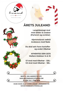 Juleand and til juleaften